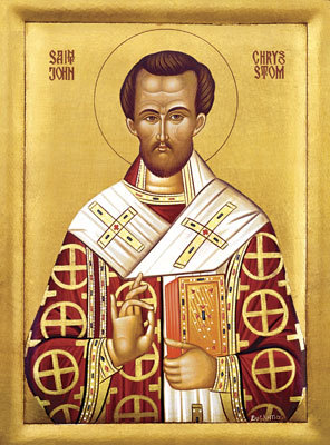Image for St. John Chrysostom - 20th Century (8 x 10)