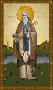 Image for St. Kevin of Glendalough