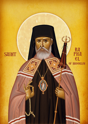 Image for St. Raphael of Brooklyn - Wichita  (8 x 10)