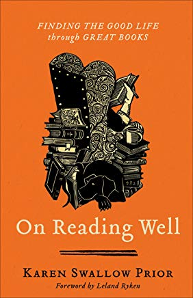 Image for On Reading Well: Finding the Good Life through Great Books