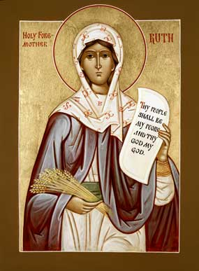 Image for St. Ruth - Holy Foremother (8 x 10, glossy)