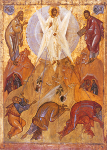 Image for Transfiguration - 15th century (8 x 10)