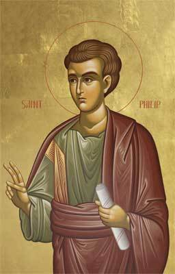 Image for St. Philip the Apostle (6.5 x 10)