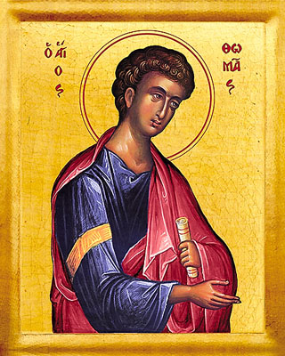 Image for St. Thomas the Apostle - 20th ( 8 x10)
