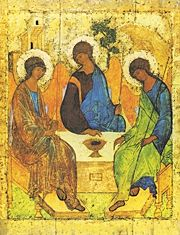 Image for Holy Trinity - Rublev (3 x 4)