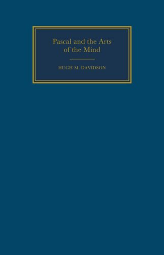 Image for Pascal and the Arts of the Mind (Cambridge Studies in French)
