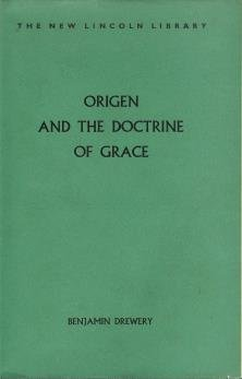Image for Origen and the Doctrine of Grace