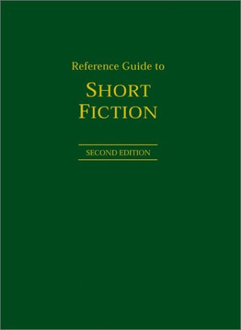 Image for Reference Guide to Short Fiction