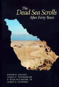 Image for The Dead Sea Scrolls After Forty Years (Symposium at the Smithsonian Institution, Oct. 27, 1990)