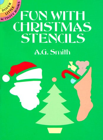Image for Fun with Christmas Stencils (Dover Stencils)