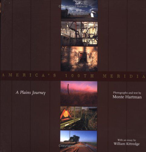 Image for America's 100th Meridian: A Plains Journey (Plains Histories)