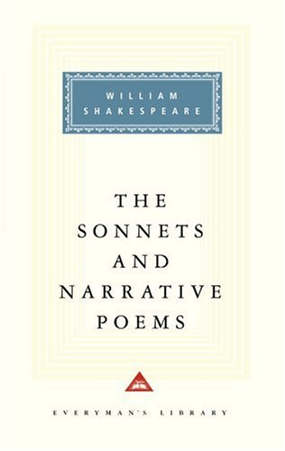 Image for Sonnets and Narrative Poems