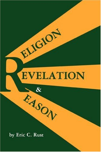 Image for Religion, Revelation and Reason