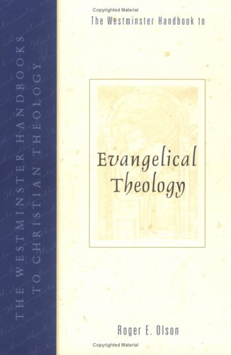 Image for Westminster Handbook to Evangelical Theology
