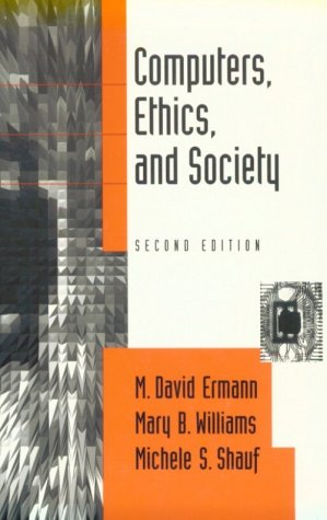 Image for Computers, Ethics, and Society