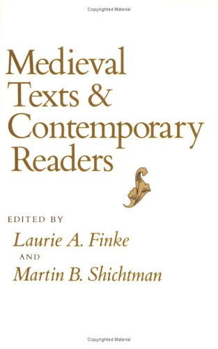 Image for Medieval Texts and Contemporary Readers