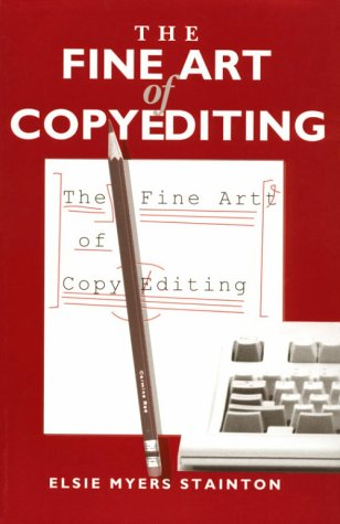 Image for The Fine Art of Copyediting