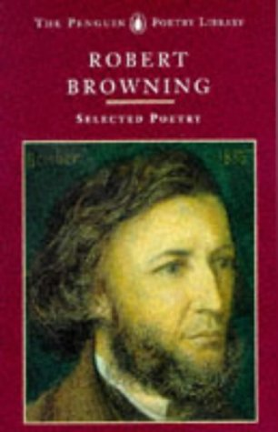Image for Browning: Selected Poetry (Poetry Library, Penguin)