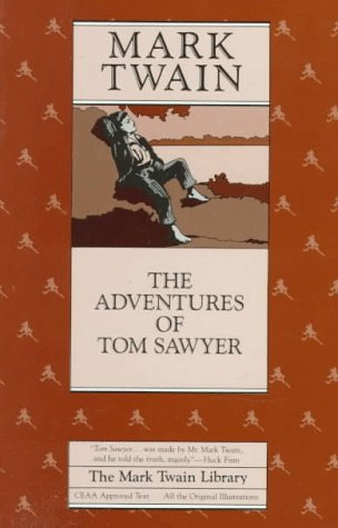 Image for The Adventures of Tom Sawyer (The Mark Twain Library)