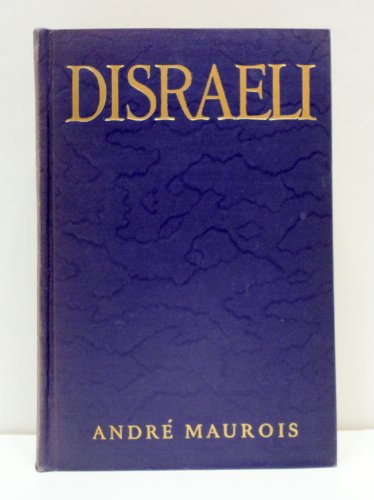 Image for DISRAELI. A PICTURE of the VICTORIAN AGE
