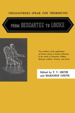 Image for Philosophers Speak for Themselves: From Descartes to Locke