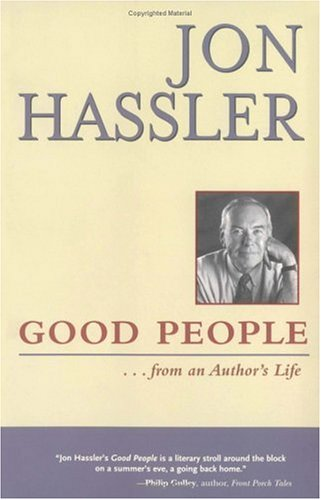 Image for Good People : From an Authors Life