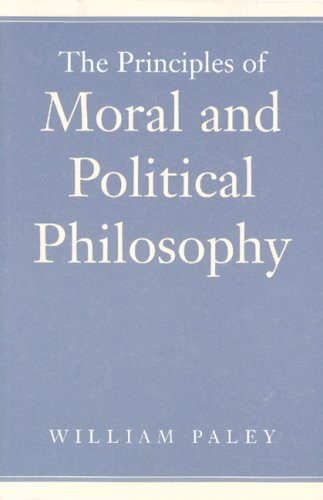 Image for Principles of Moral and Political Philosophy