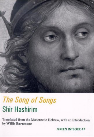 Image for Songs of Songs: Shir Hashirim