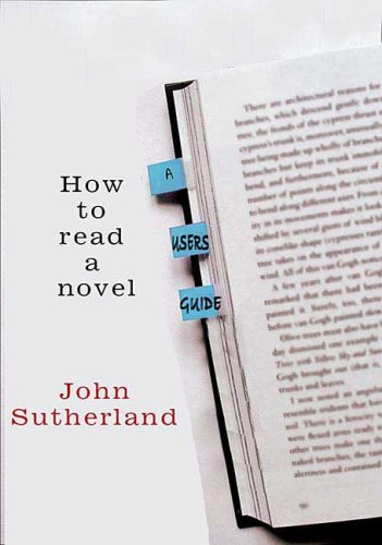 Image for How to Read a Novel: A User's Guide
