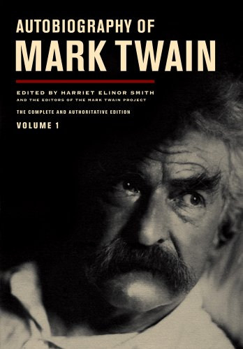 Image for Autobiography of Mark Twain, Vol. 1