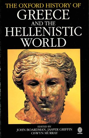 Image for The Oxford History of Greece and the Hellenistic World