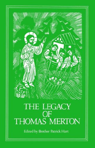 Image for The Legacy of Thomas Merton CS92 (Cistercian Fathers Series Number 92)