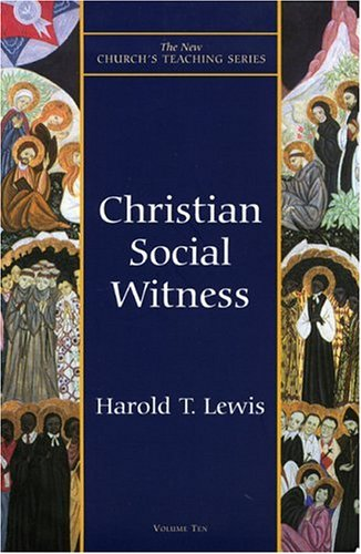 Image for Christian Social Witness