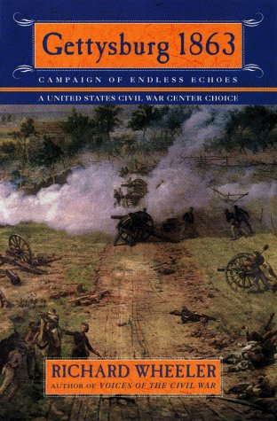 Image for Gettysburg 1863 : Campaign of Endless Echoes