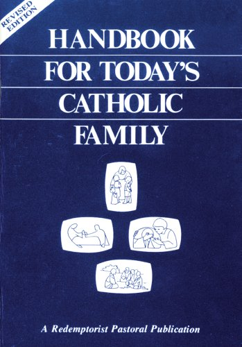 Image for Handbook for Today's Catholic Family