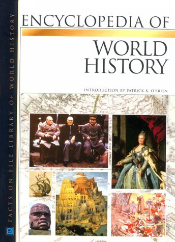 Image for Encyclopedia of World History
