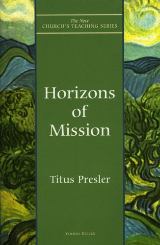 Image for Horizons of Mission