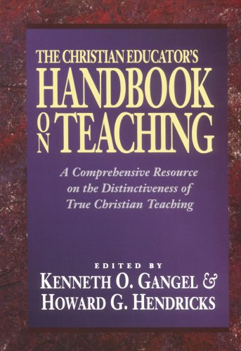 Image for Christian Educator's Handbook on Teaching, The