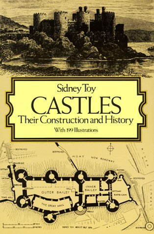 Image for Castles : Their Construction and History