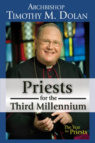 Image for Priest for the Third Millennium