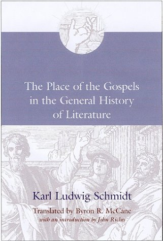Image for The Place of the Gospels in the General History of Literature