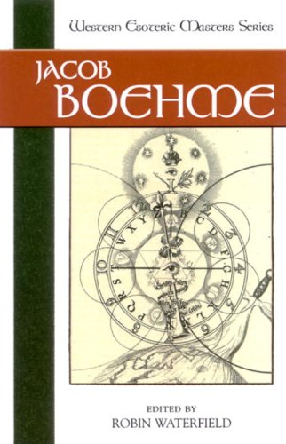 Image for Jacob Boehme (Western Esoteric Masters Series)