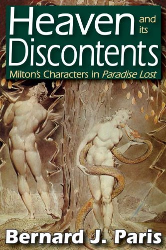 Image for Heaven and its Discontents: Milton�s Characters in Paradise Lost