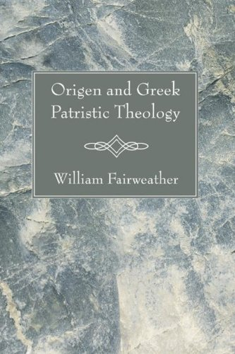 Image for Origen and Greek Patristic Theology