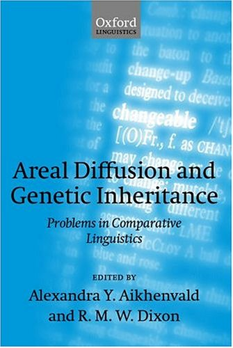 Image for Areal Diffusion and Genetic Inheritance: Problems in Comparative Linguistics (Explorations in Linguistic Typology)