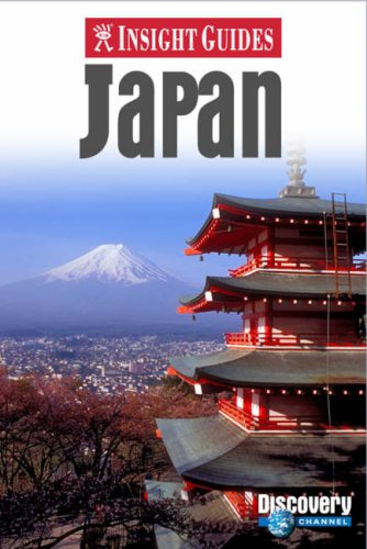 Image for Insight Guide Japan (Insight Guides Japan)