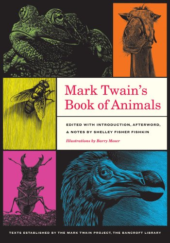Image for Mark Twain's Book of Animals (Jumping Frogs: Undiscovered, Rediscovered, and Celebrated Writings of Mark Twain)