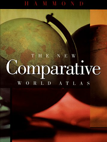 Image for The New Comparative World Atlas (Hammond New Comparative World Atlas)