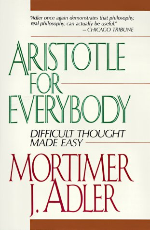 Image for Aristotle for Everybody