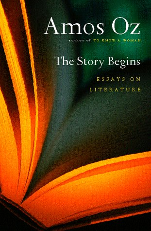 Image for The Story Begins: Essays on Literature
